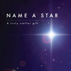 Personalised Name a Star Gift Set