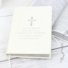 Silver Companion Holy Bible (King James Version)