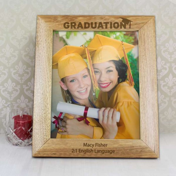 8x10 Graduation Wooden Photo Frame