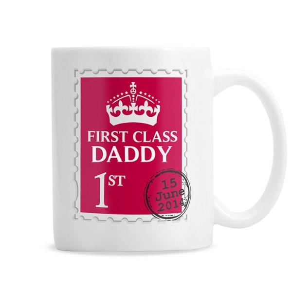 1st Class Mug