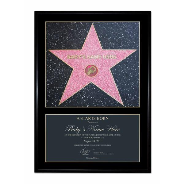 A Star is Born Award