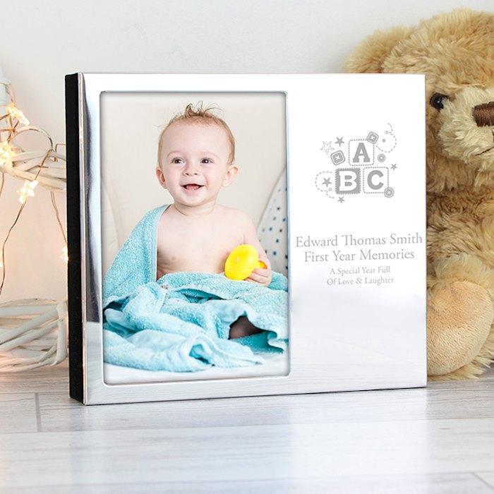 ABC Photo Frame Album 4x6
