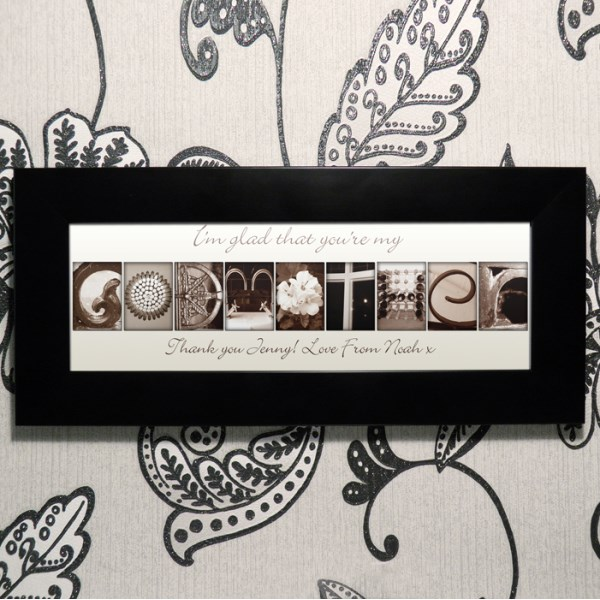Affection Art Godmother Small Frame