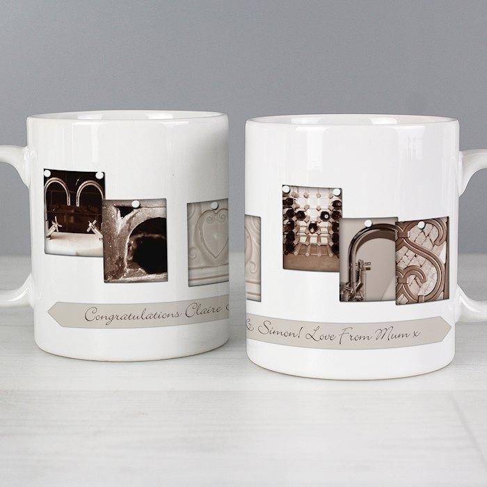 Affection Art Mr & Mrs Mug