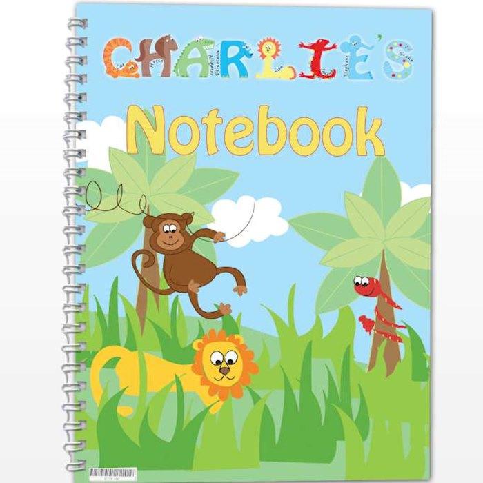 Animals - A5 Notebook