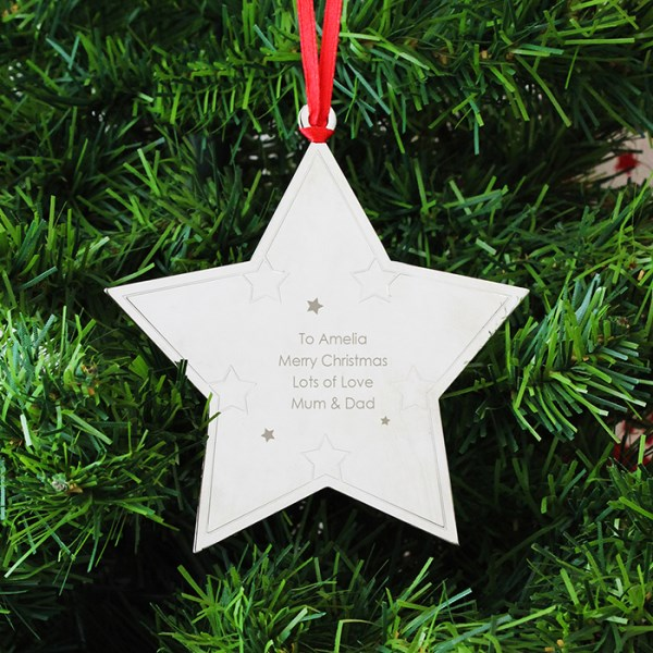 Any Message Star Tree Decoration