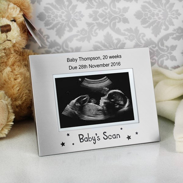 Baby Scan 4.5 x 3 Frame