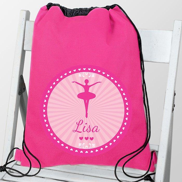 Ballerina School & Dance Bag