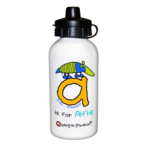 Bang On The Door Animal Alphabet Boys Drinks Bottles