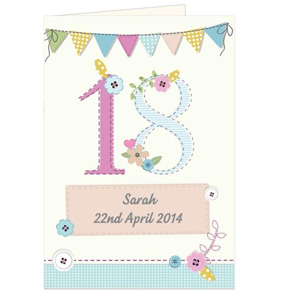 Birthday Craft Card