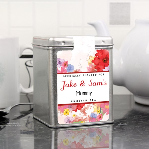 Blossom Tea & Tin