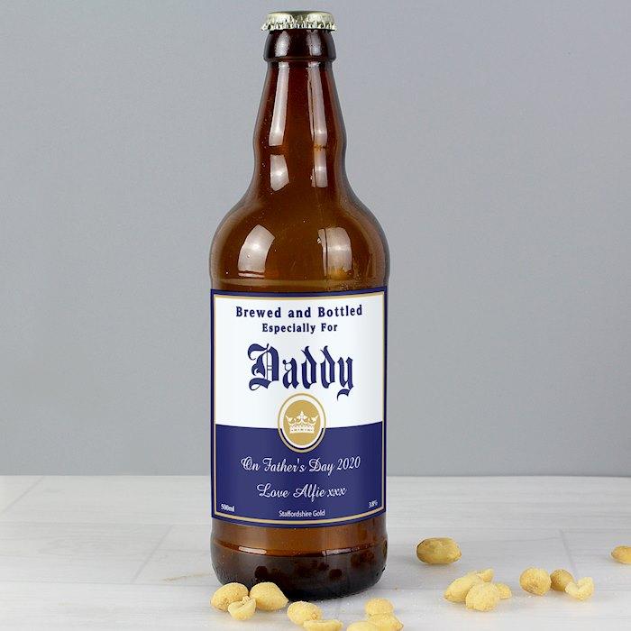 Brewed & Bottled For Beer