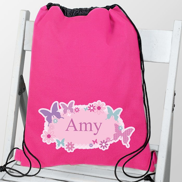 Butterfly Swim & Kit Bag
