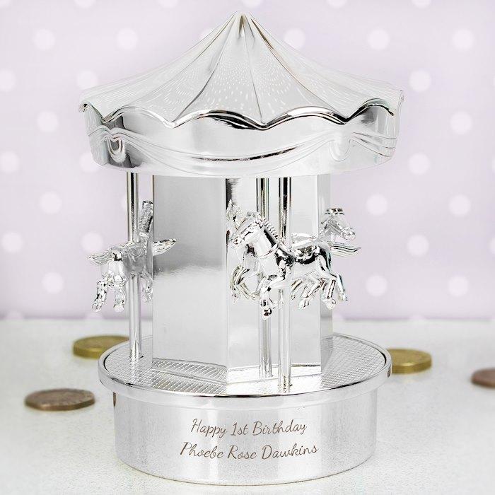 Carousel Money Box
