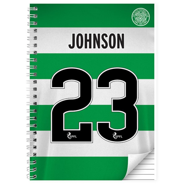Celtic A5 Notebook