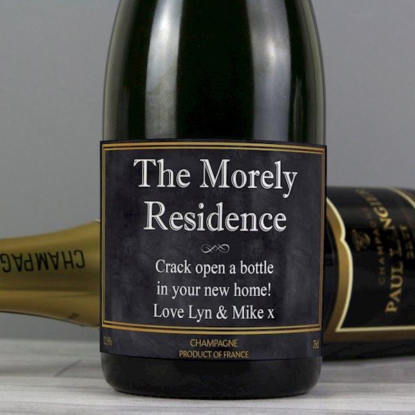 Chalkboard Champagne