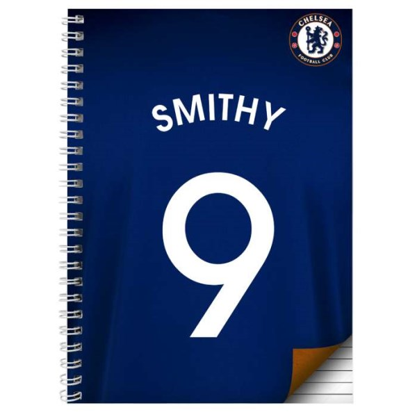 Chelsea A5 Notebook