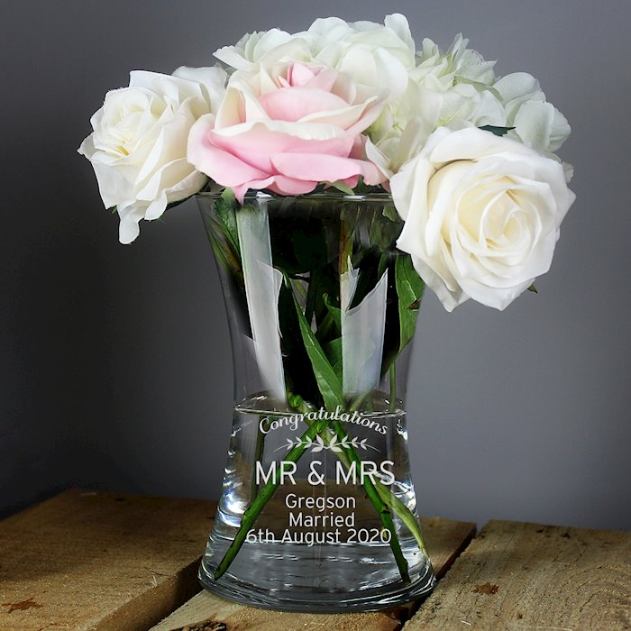 Classic Glass Vase