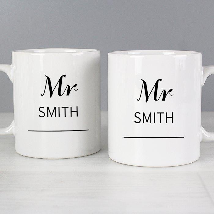 Classic Mug Set