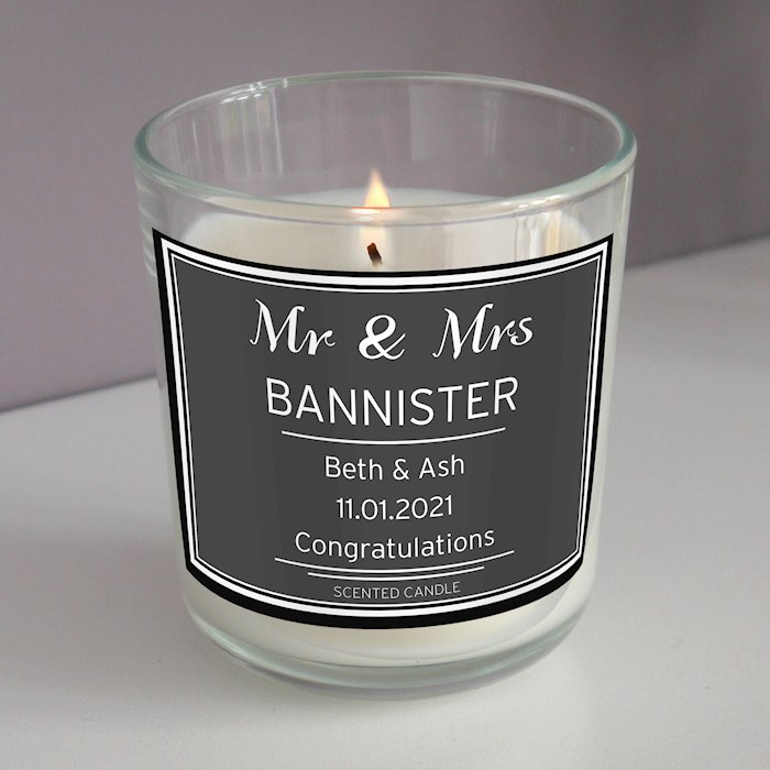 Classic Scented Jar Candle