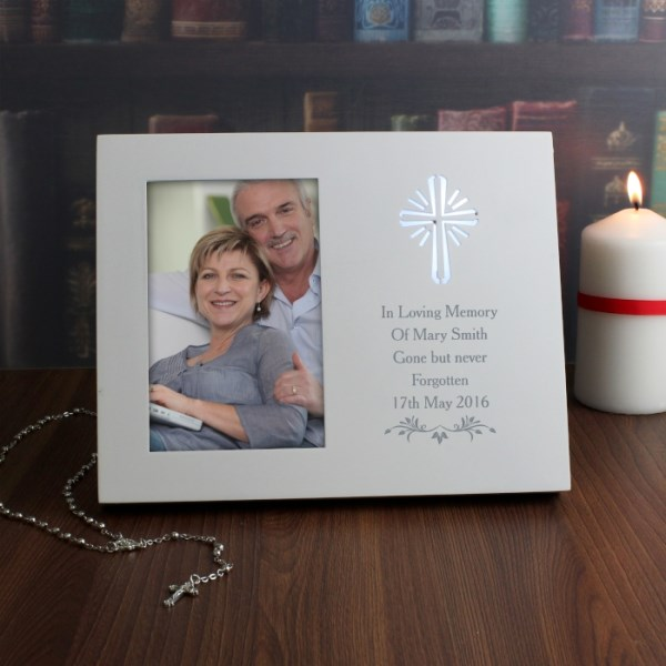 Cross Sentiments 4x6 Light Up Frame