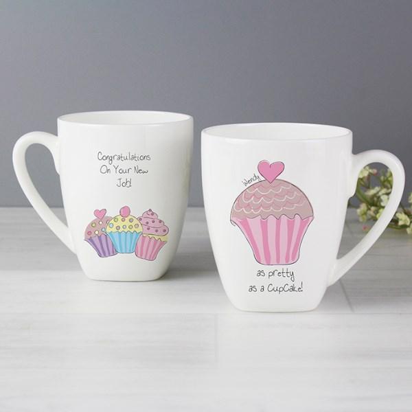 Cupcake Small Latte Mug 2