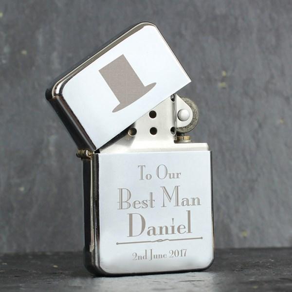 Decorative Wedding Best Man Lighter