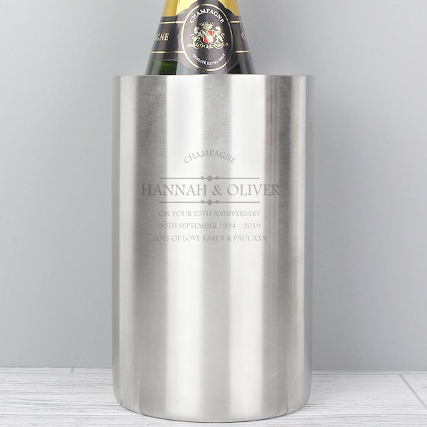 Diamond Wine Cooler