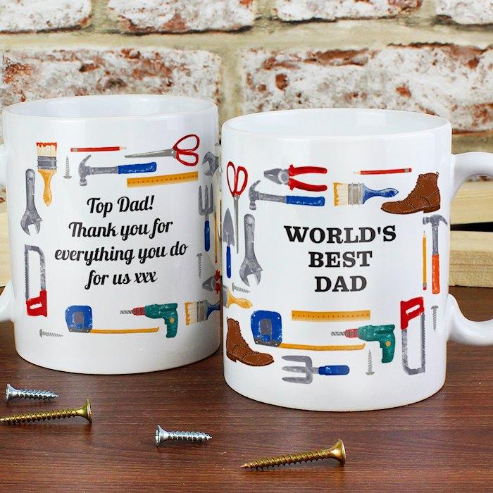 DIY Man Mug