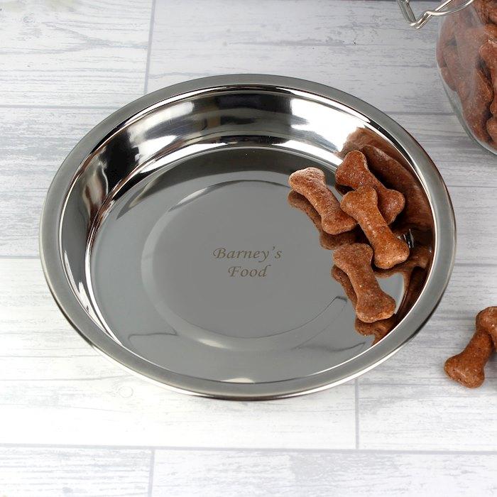Engraved Pet Bowl