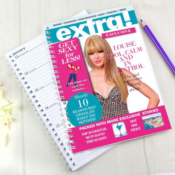 Extra A5 Diary