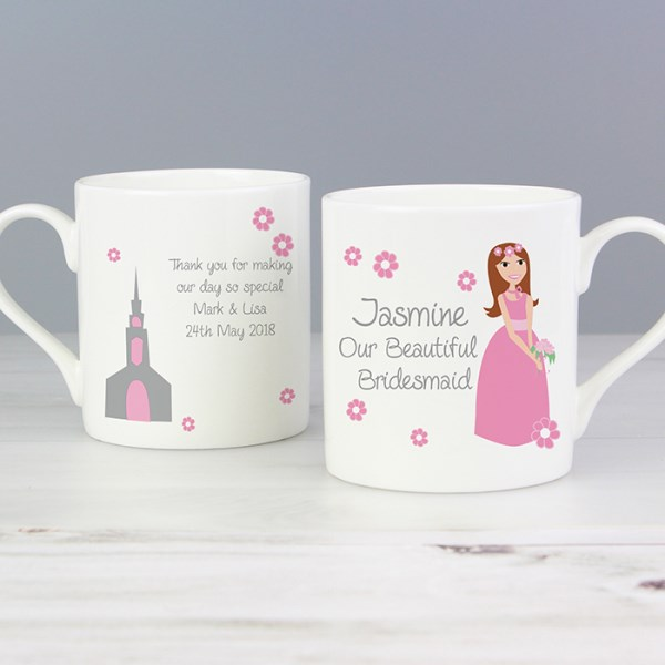 Fabulous Bridesmaid Mug