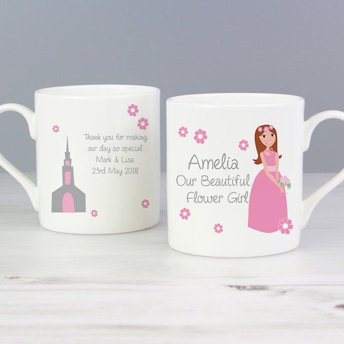 Fabulous Flower Girl Mug