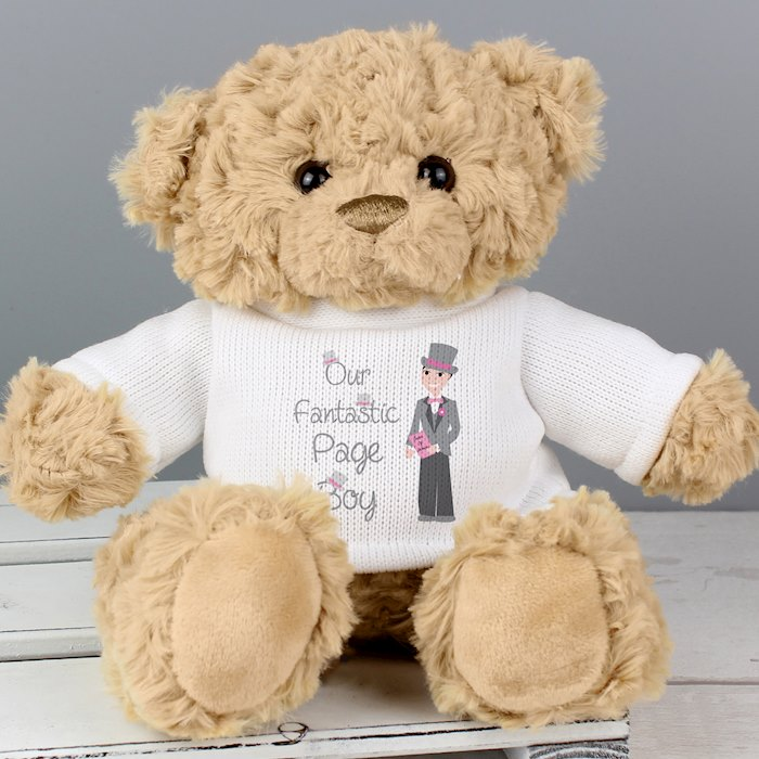 Fabulous Page Boy Teddy 2