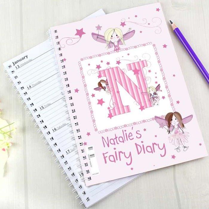Fairy - A5 Diary