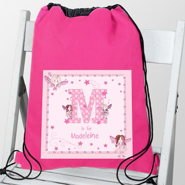 Fairy Letter Swim & Kit Bag