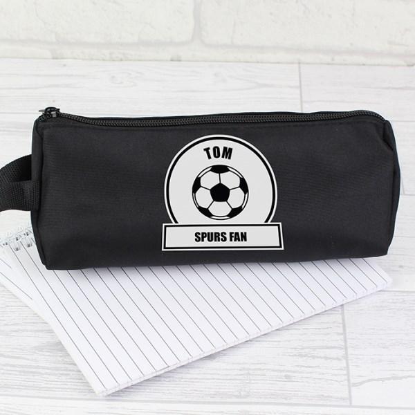 Football Fan Pencil Case