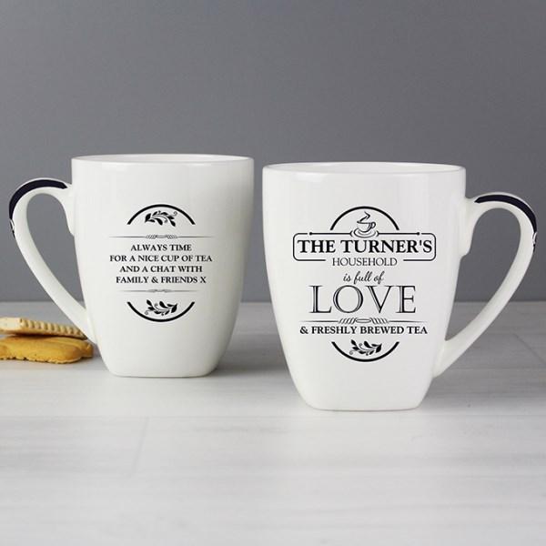 Full of Love Latte Mug