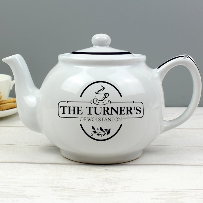 Full of Love Teapot