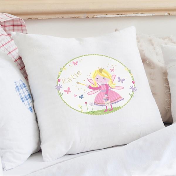 Garden Fairy Cushion Cover