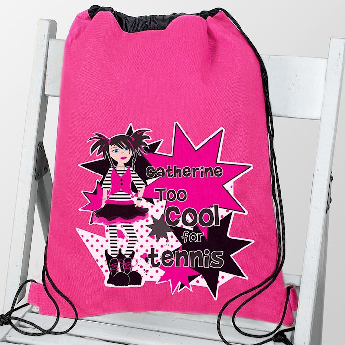 Girls Too Cool Swim & Kit Bag