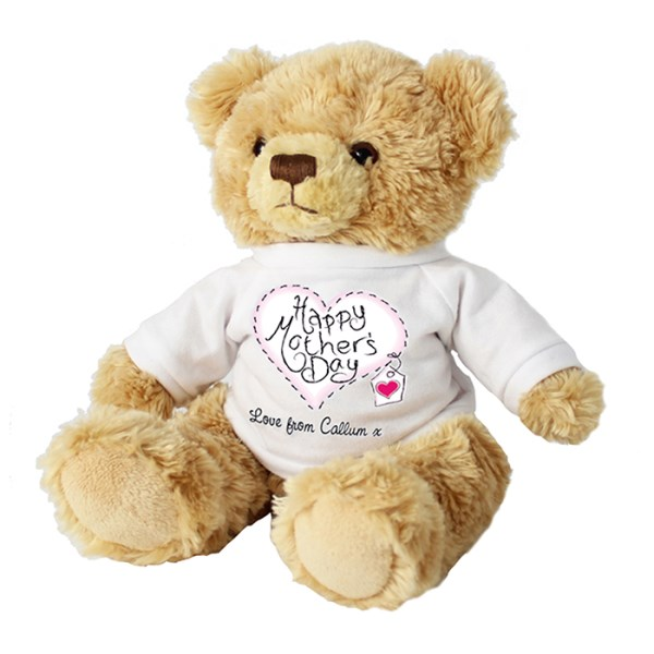 Heart Stitch Mother's Day Teddy
