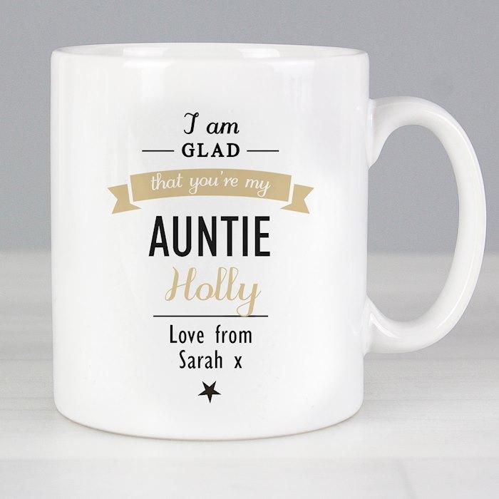 I Am Glad... Mug