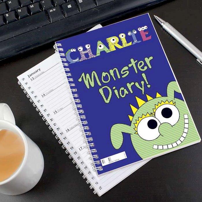 Little Monster - A5 Diary