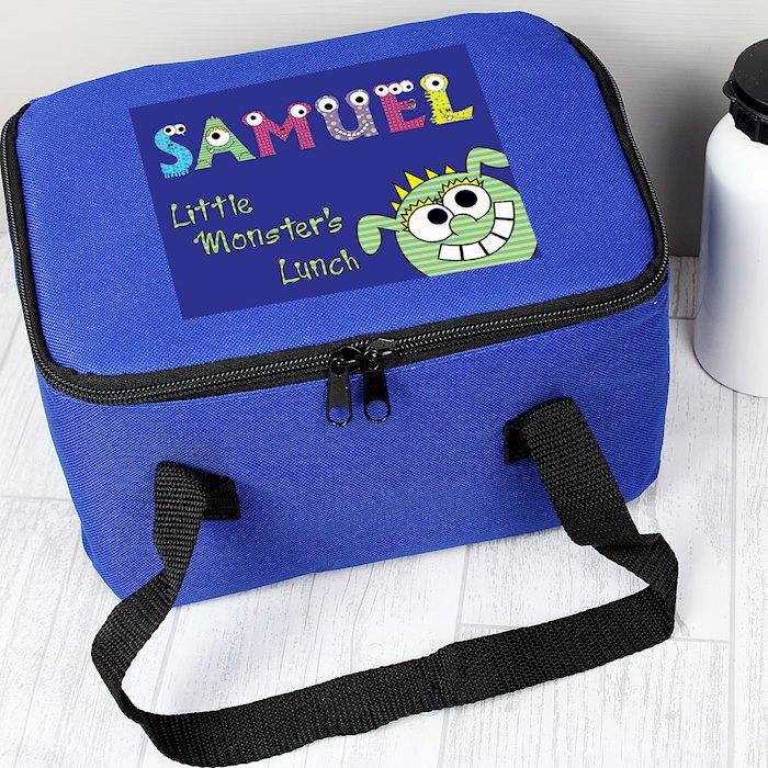 Little Monster Lunch Bag