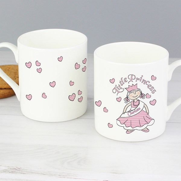 Little Princess Balmoral Mug
