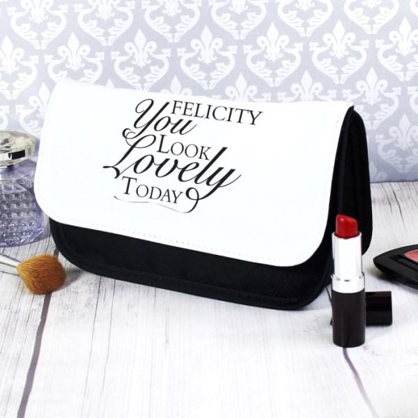 Look Lovely Make Up Bag