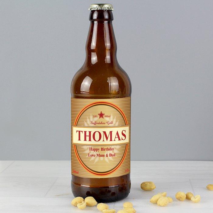 Gold Award Beer
