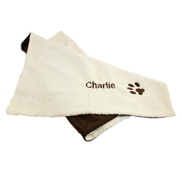 Luxury Dog Blanket/Mat