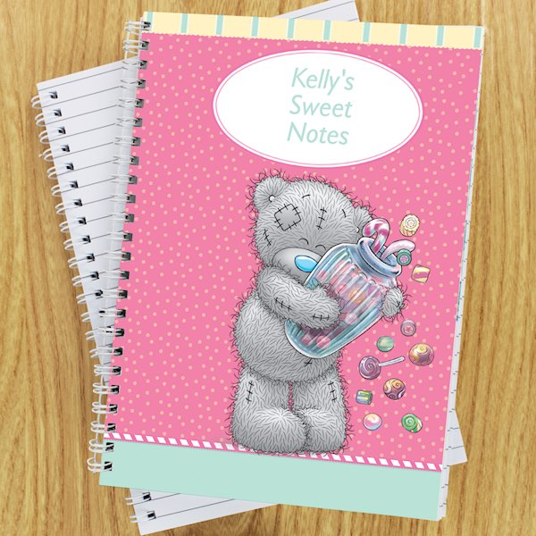 Me to You Candy Girl A5 Notebook